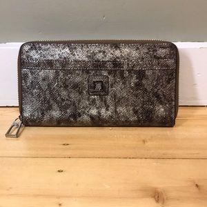 Lodis metallic wallet